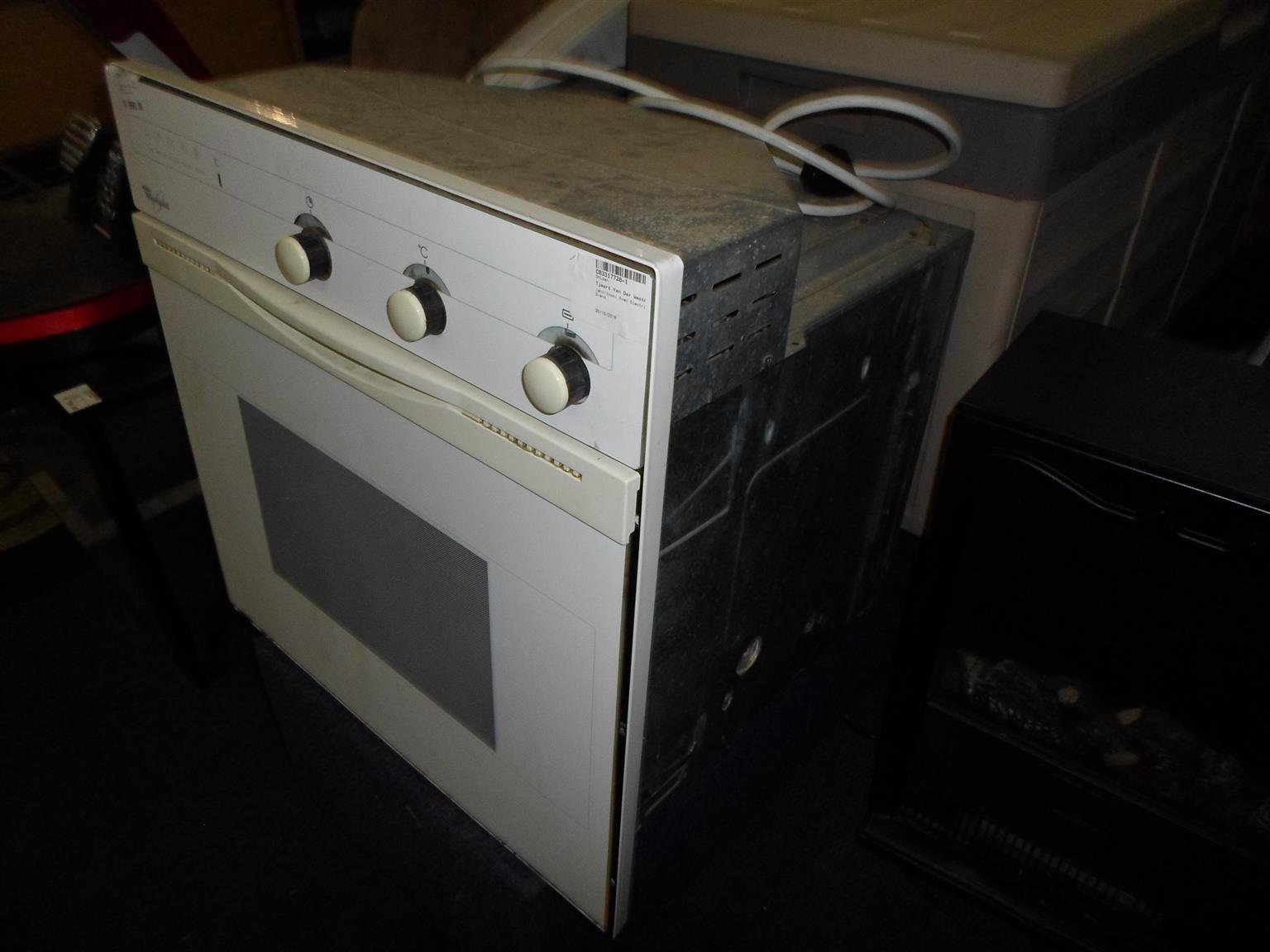 Whirlpool Electric Oven