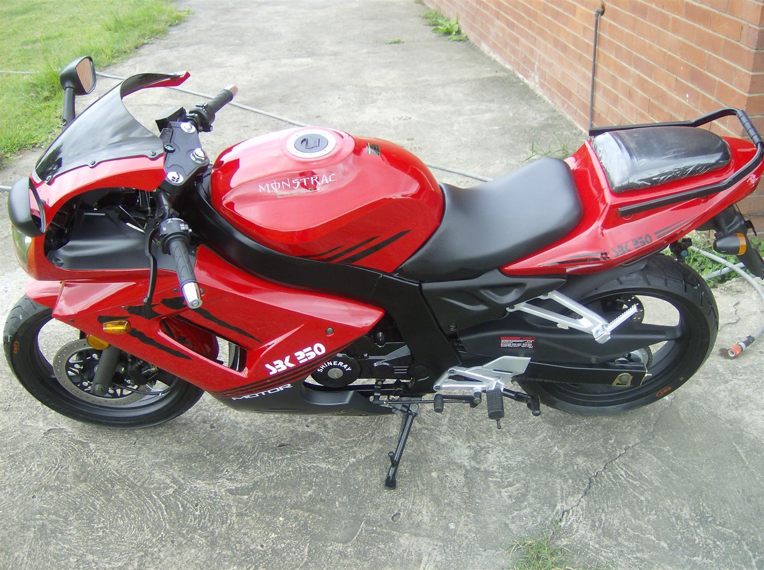2015 Shineray 250cc Sport