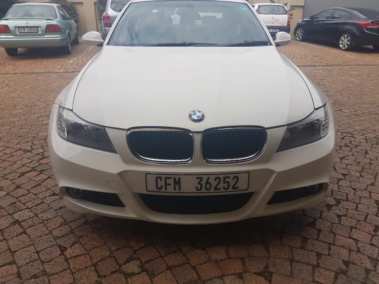 2010 BMW 3 Series sedan 320D M SPORT A/T (G20)