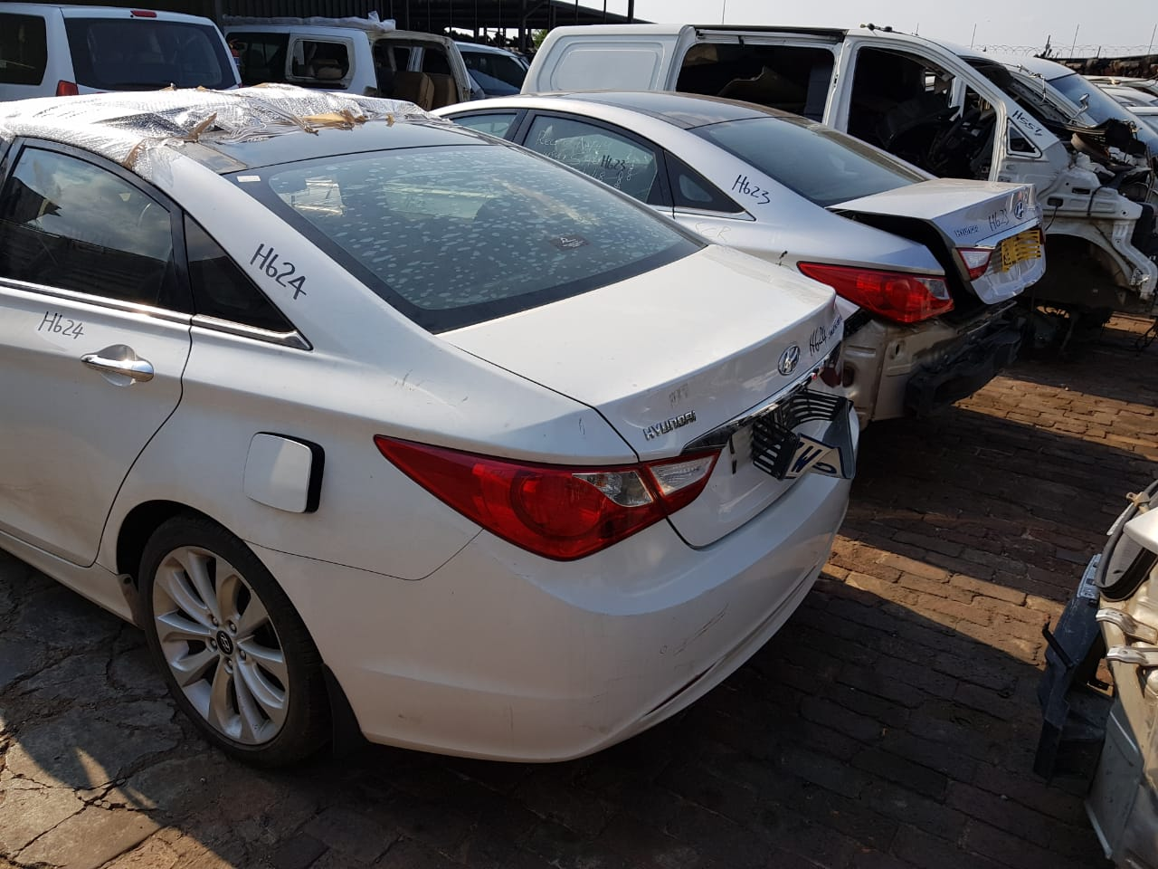 Hyundai Sonata Spares and Parts for Sale at DTB Spares