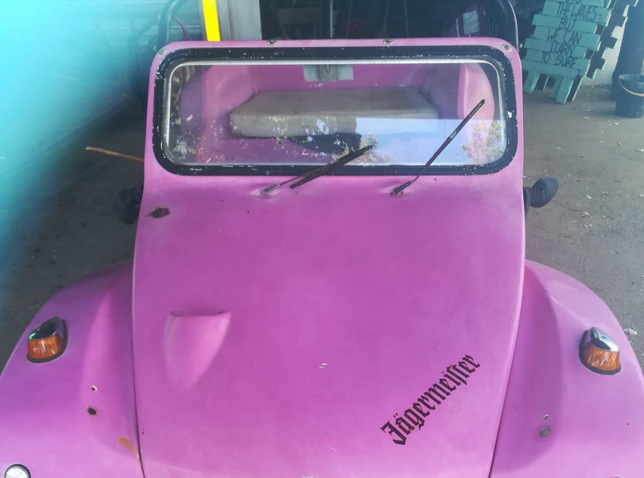 1990 VW Beach 1.9TDI
