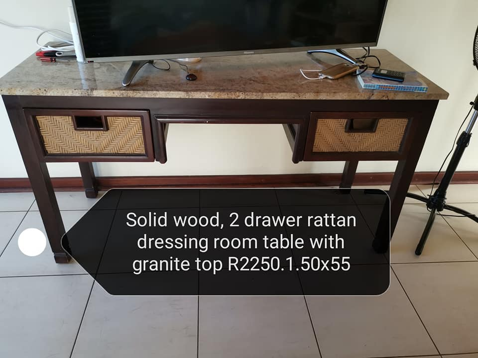 Dressing room table for sale
