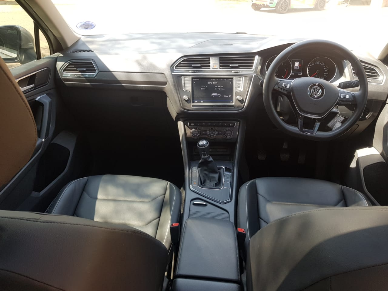 2017 VW Tiguan 2.0TDI Comfortline