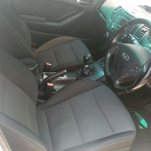 2013 Kia Cerato 1.6 EX 5 door