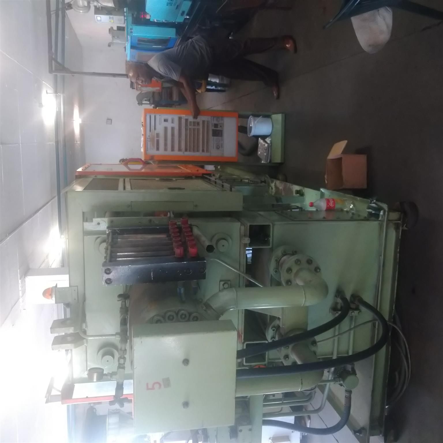 250 Ton Klogner Ferromatic Injection Moulder needs attention or for spares