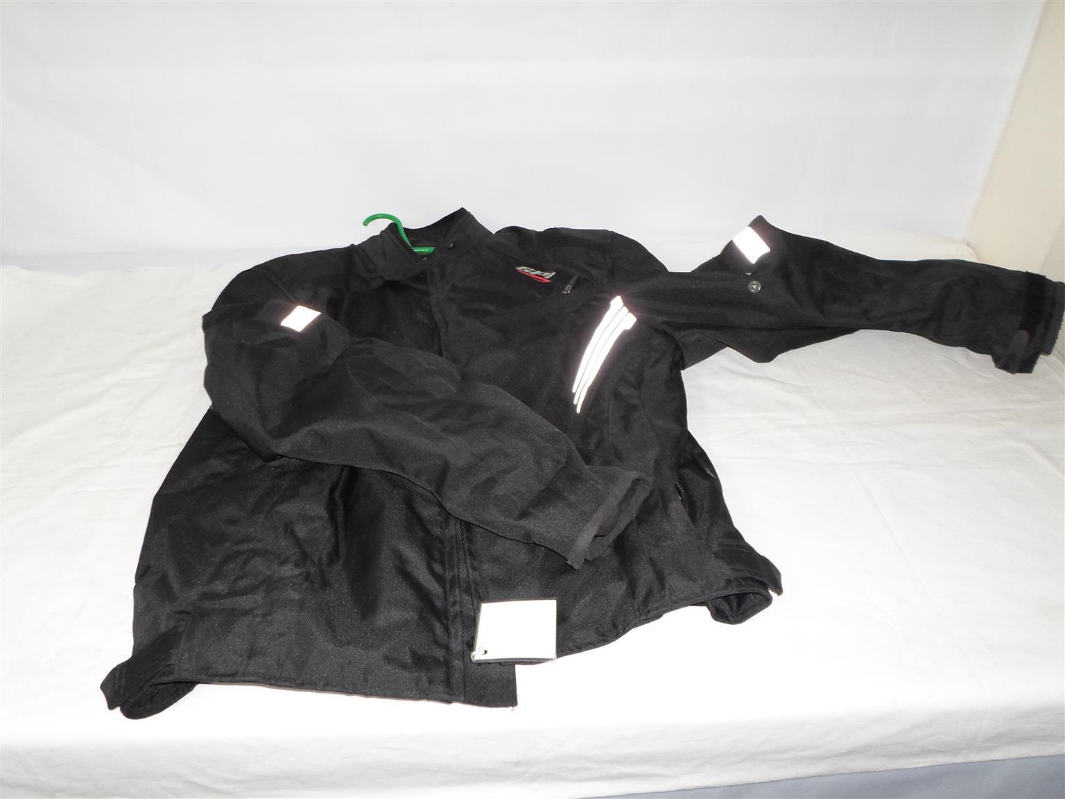 2XL GPI Motorcycle Jacket