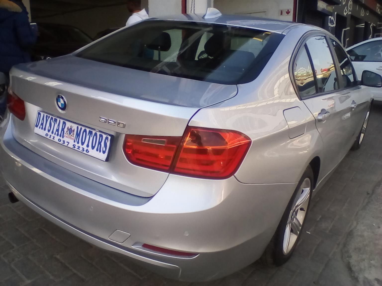 2013 BMW 3 Series 320i GT Modern