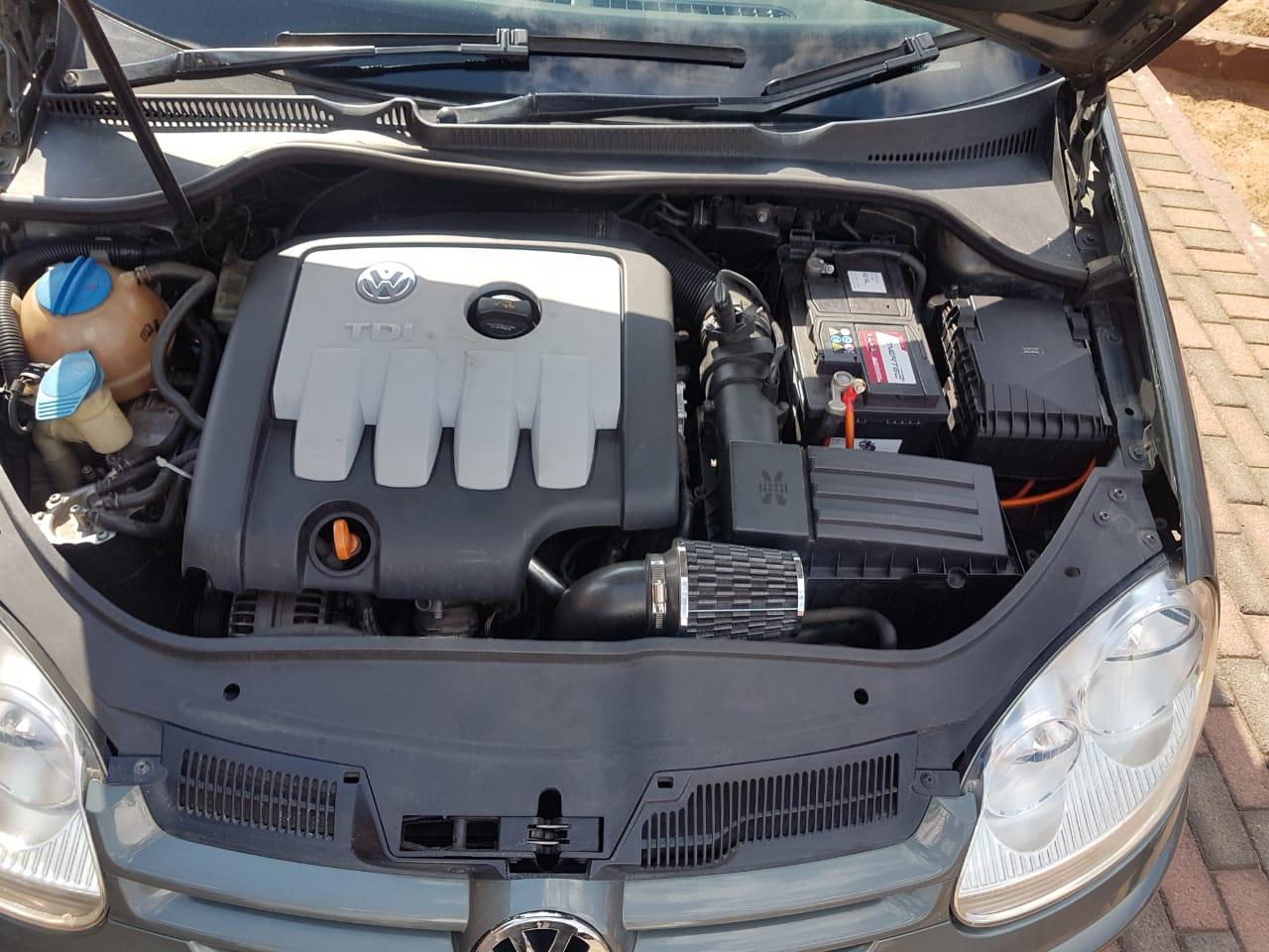 2005 VW Golf 2.0TDI Sportline