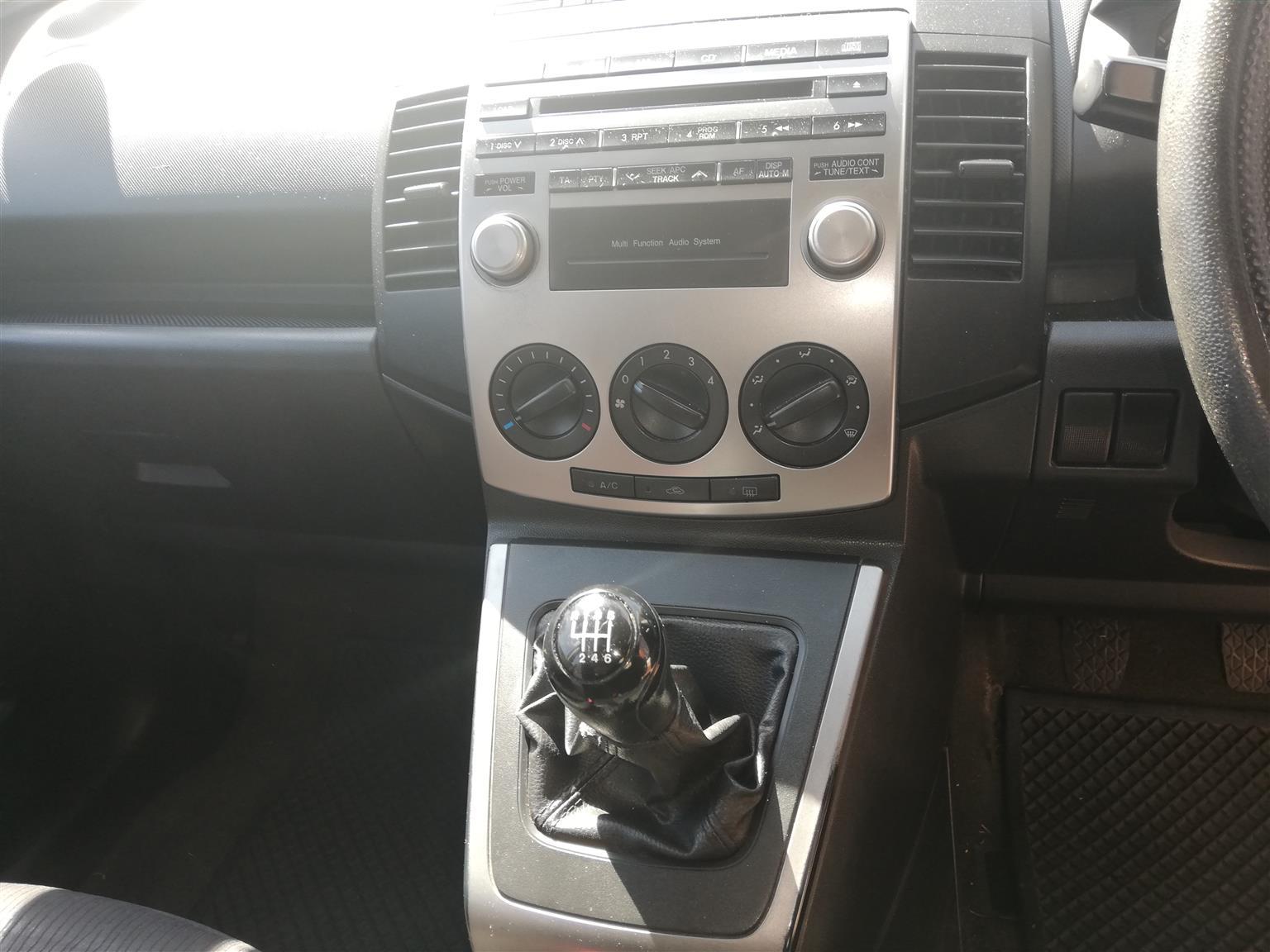2010 Mazda 5 Mazda 2.0 Individual