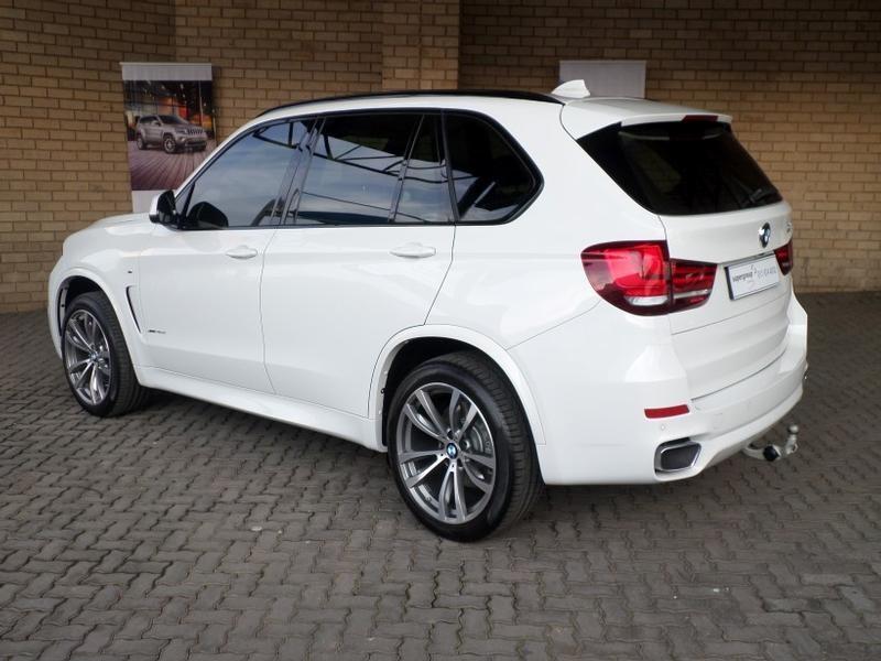 2018 BMW X5 xDrive40d M Sport
