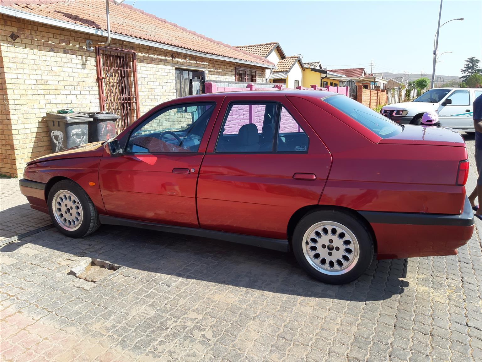 1998 Alfa Romeo 155