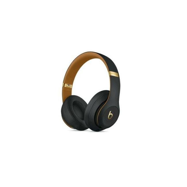 Beats Studio3 Wireless Over-Ear Headphones The Beats Skyline Collection Midnight