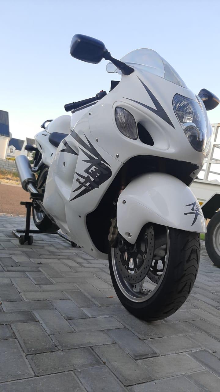 2004 Suzuki GSX1300R