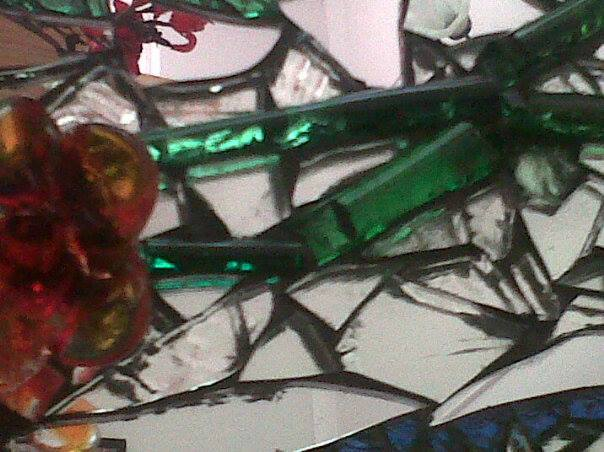 Stained Glass Mosaic - Custom Made to Order