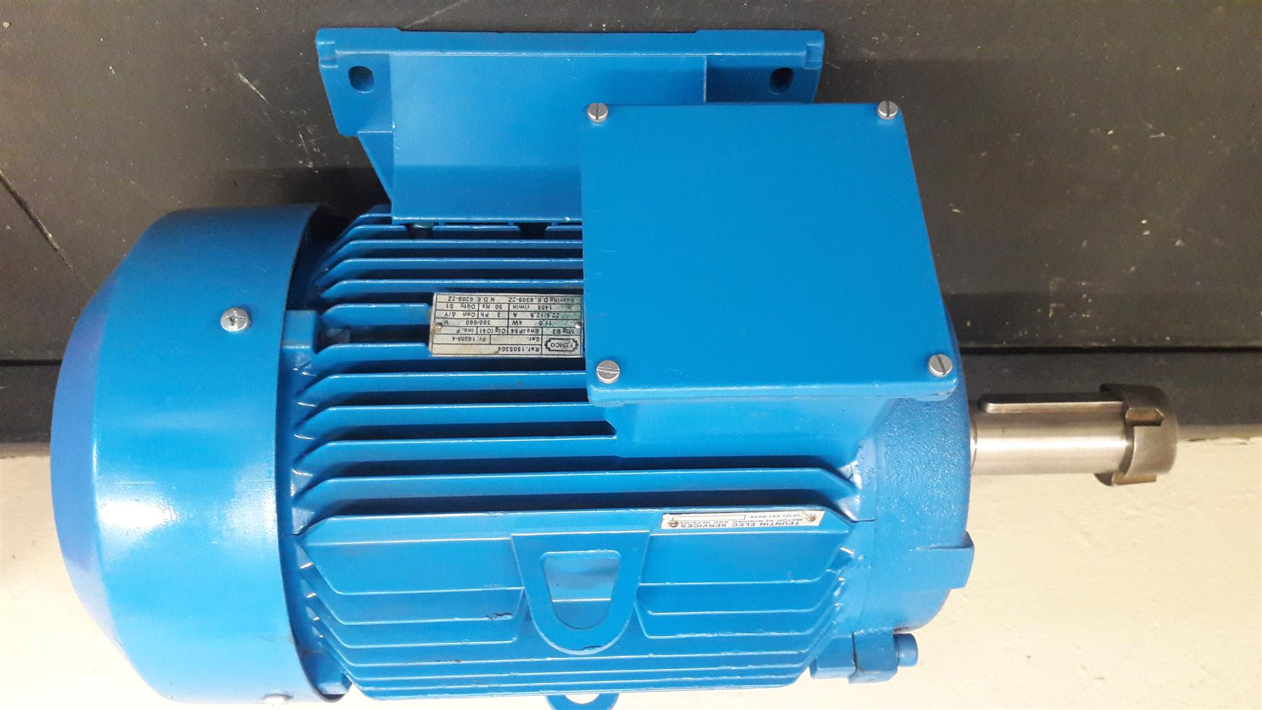 Electric 3phase motor