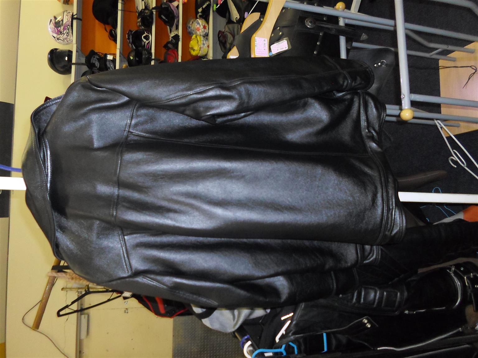 Large - Motorcycle Jacket