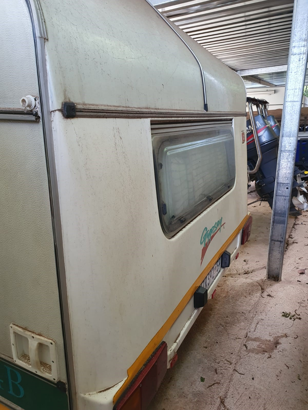 Gypsy 4B in very good condition