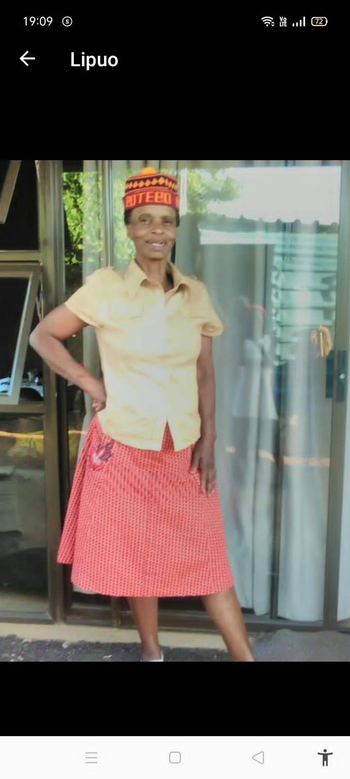 Mosotho lady with good refs and work permit needs stay in work as maid,nanny,coo