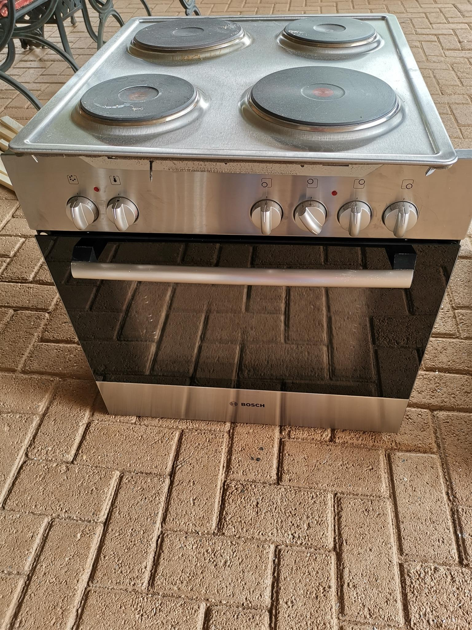 Bosch Hob and oven for sale.