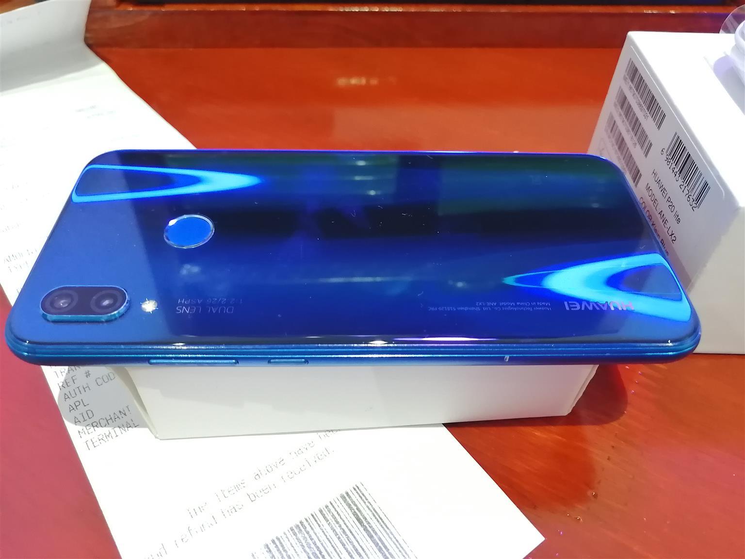 palaikyti Vieta Keršto klein blue p20 lite   globeluxuries.com
