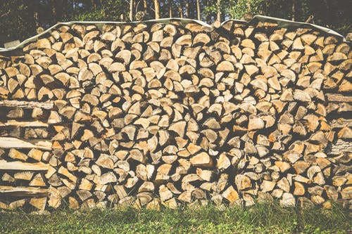 Sekelbos, firewood for sale