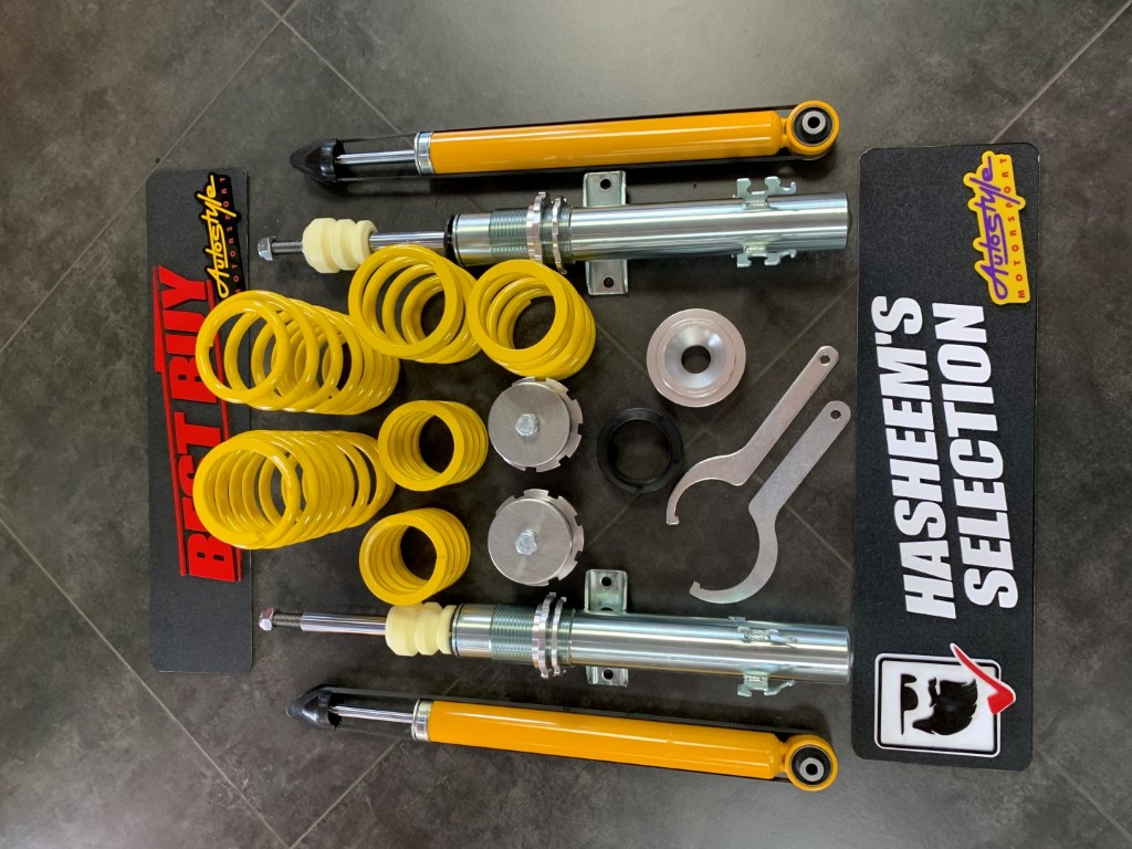 COIL OVER KITS - LOWERING SPRINGS/SHOCKS/SUSPENSION
