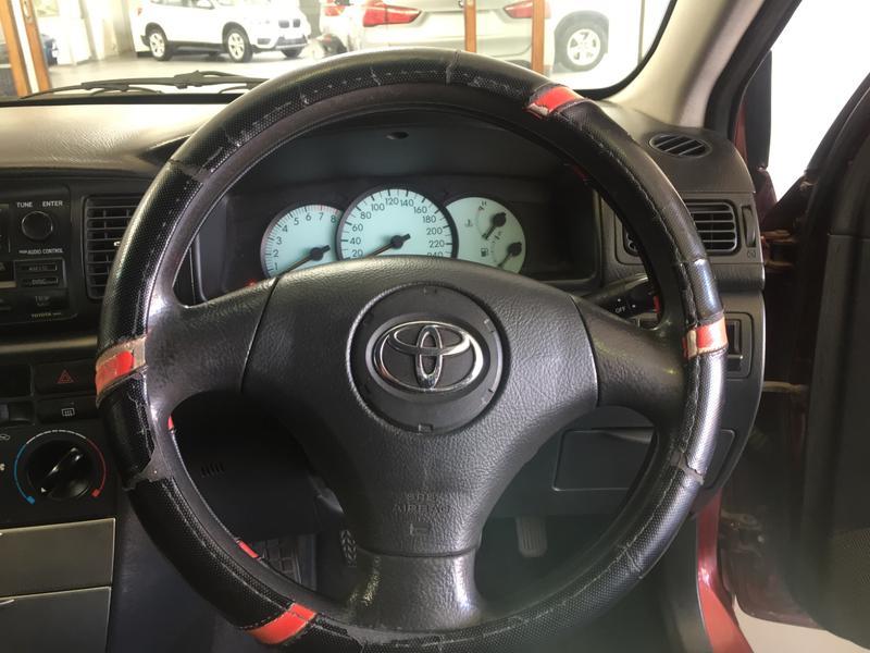 2006 Toyota RunX 140 RT