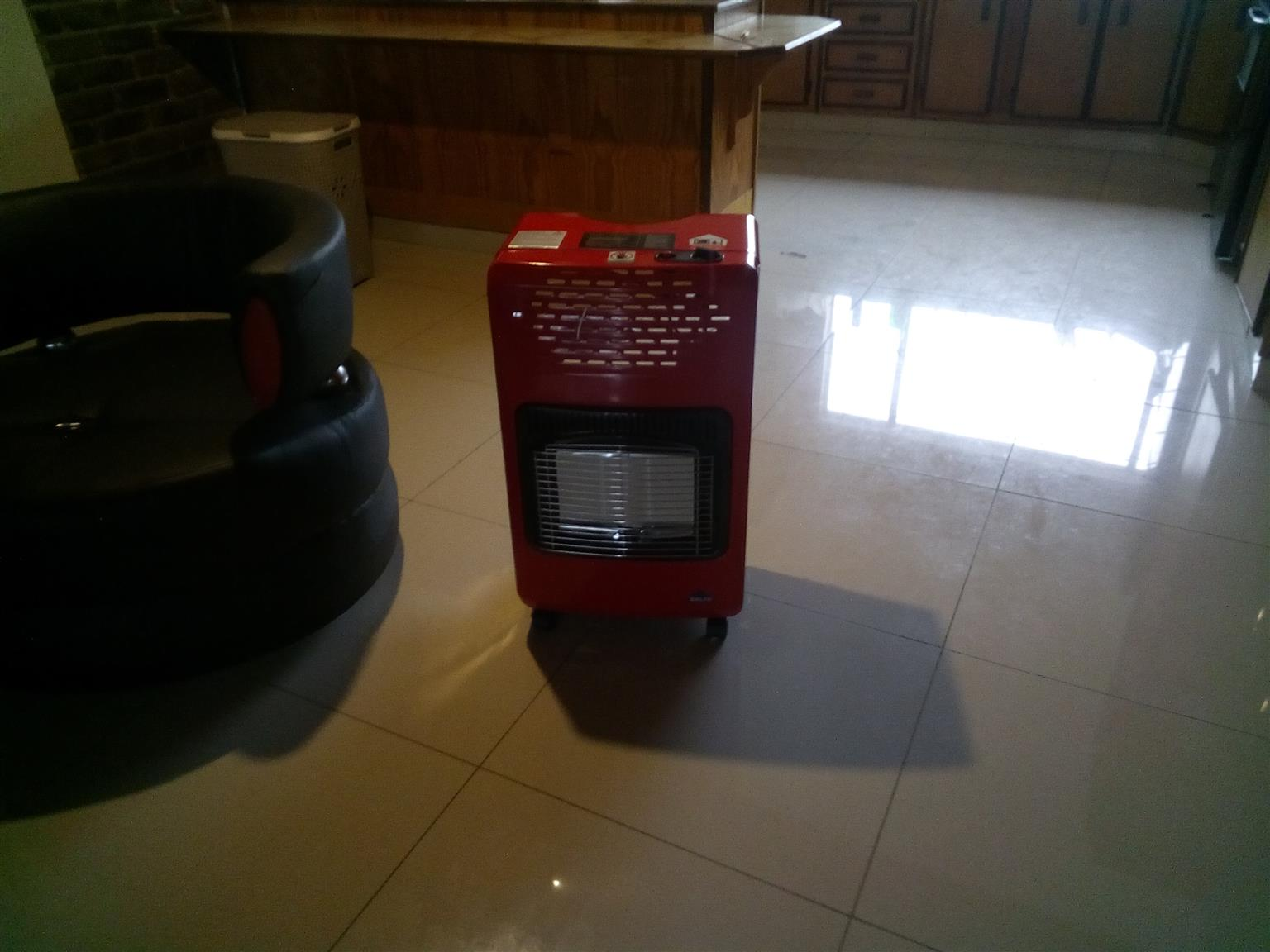 Gas Heater{Red}