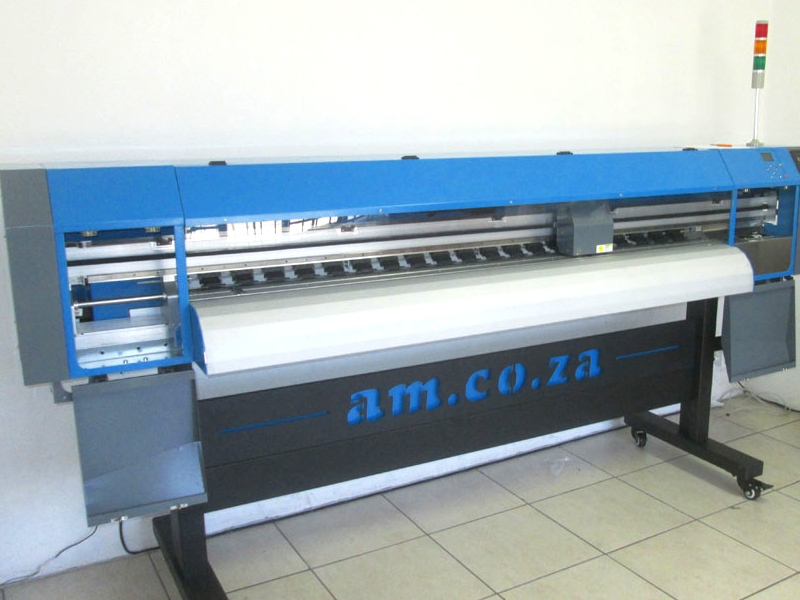 F1-1604D FastCOLOUR ONE 1600mm Printing Area Double Printhead Large Format Printer, SAi