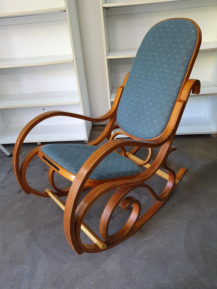 Swell Wooden Rocking Chair Frankydiablos Diy Chair Ideas Frankydiabloscom