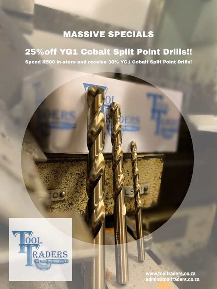 DRILL BITS AND OTHER ENGINEERING TOOLING