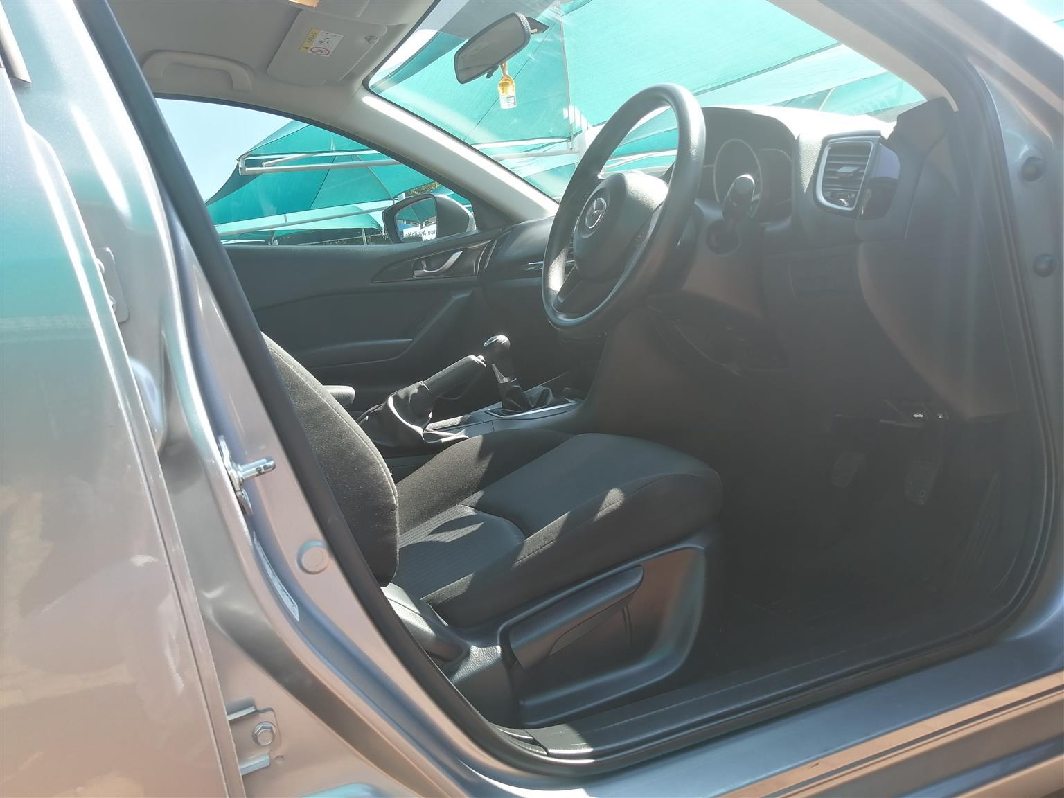 2016 Mazda 3 Mazda 1.6 Original