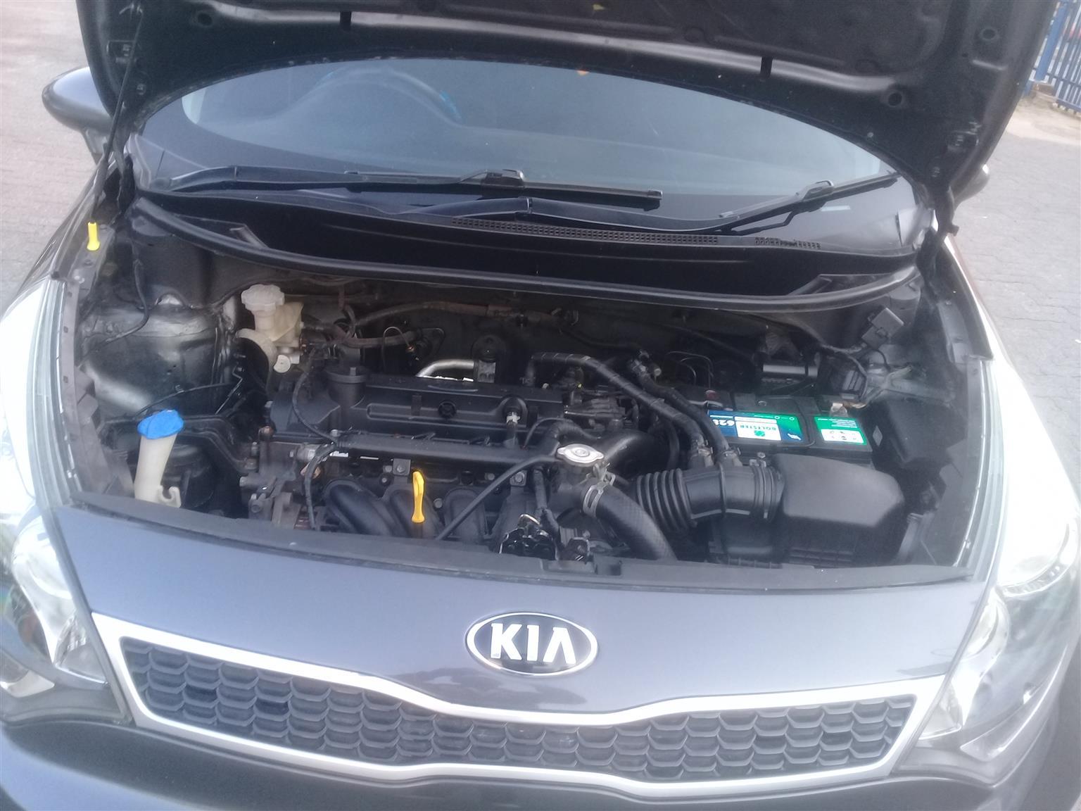 2016 Kia Rio hatch 1.2 LS