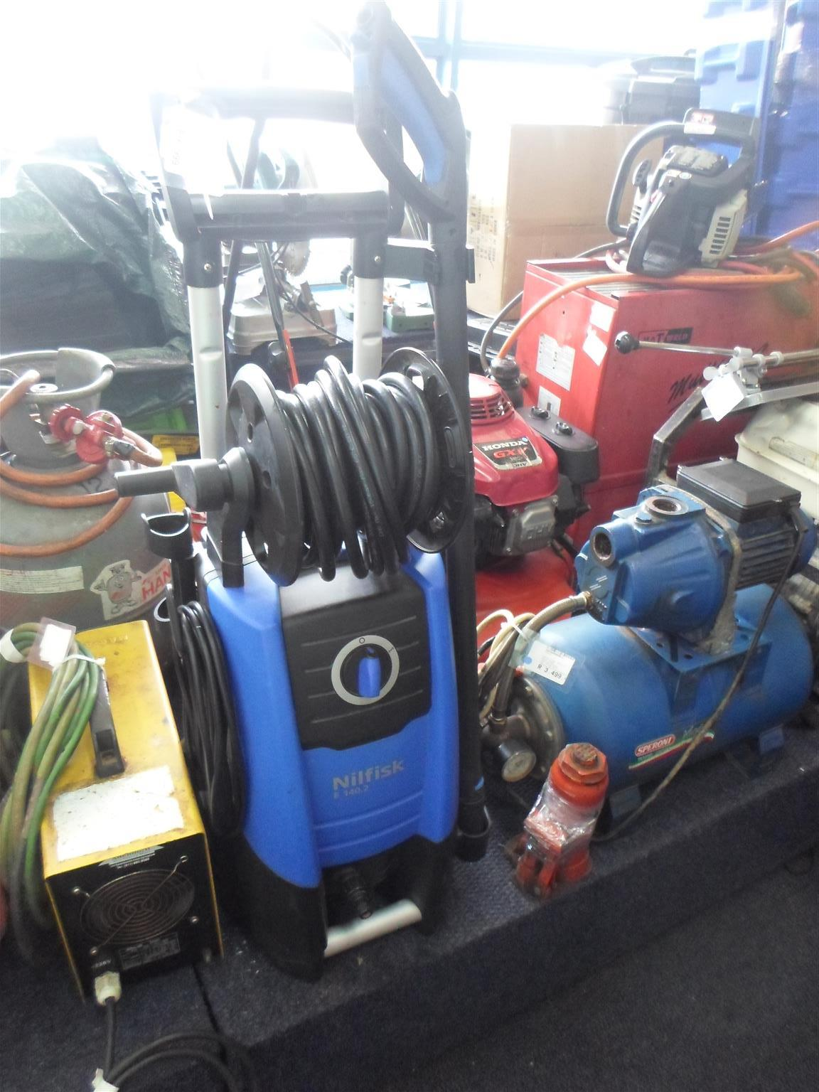 Nilfisk E140.2 Pressure Washer - C033050042-1