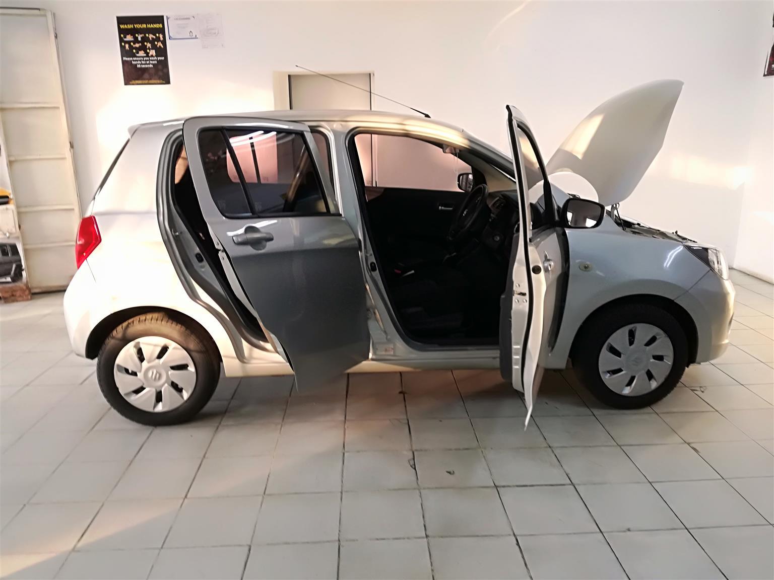 2016 Suzuki Celerio 1.0GL