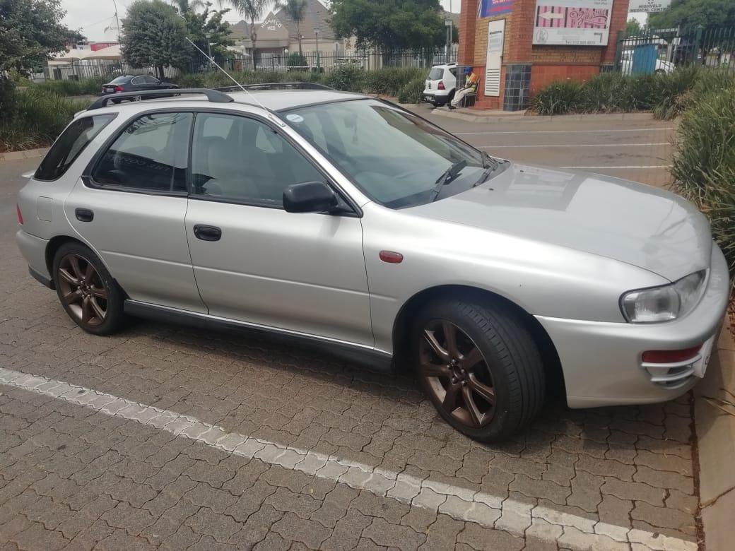 1998 Subaru Impreza 2.0i S