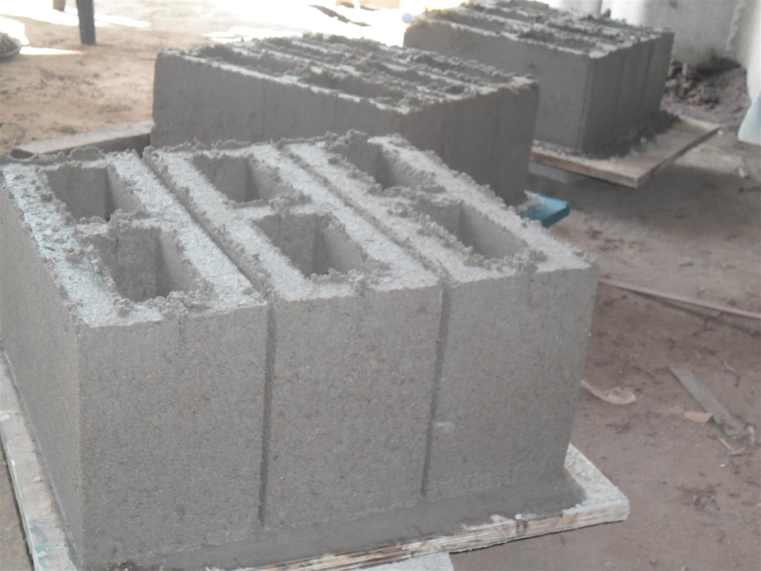 Static block machines