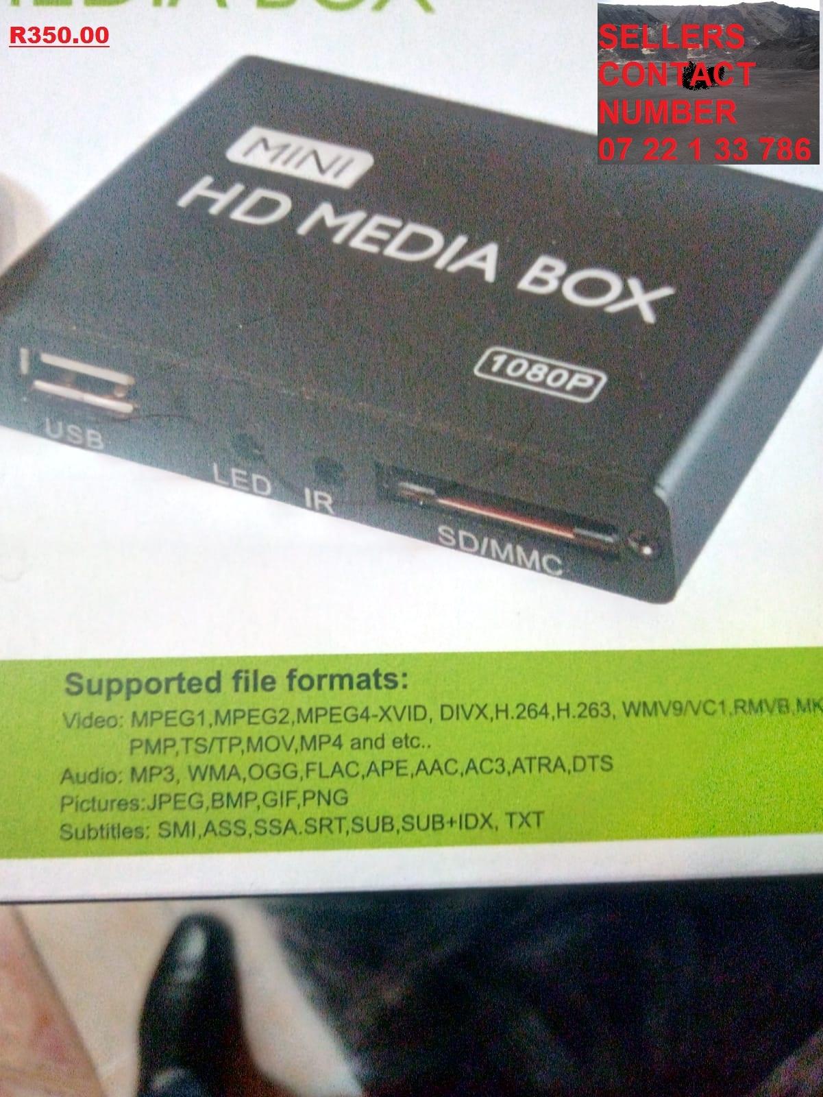 HD Media box