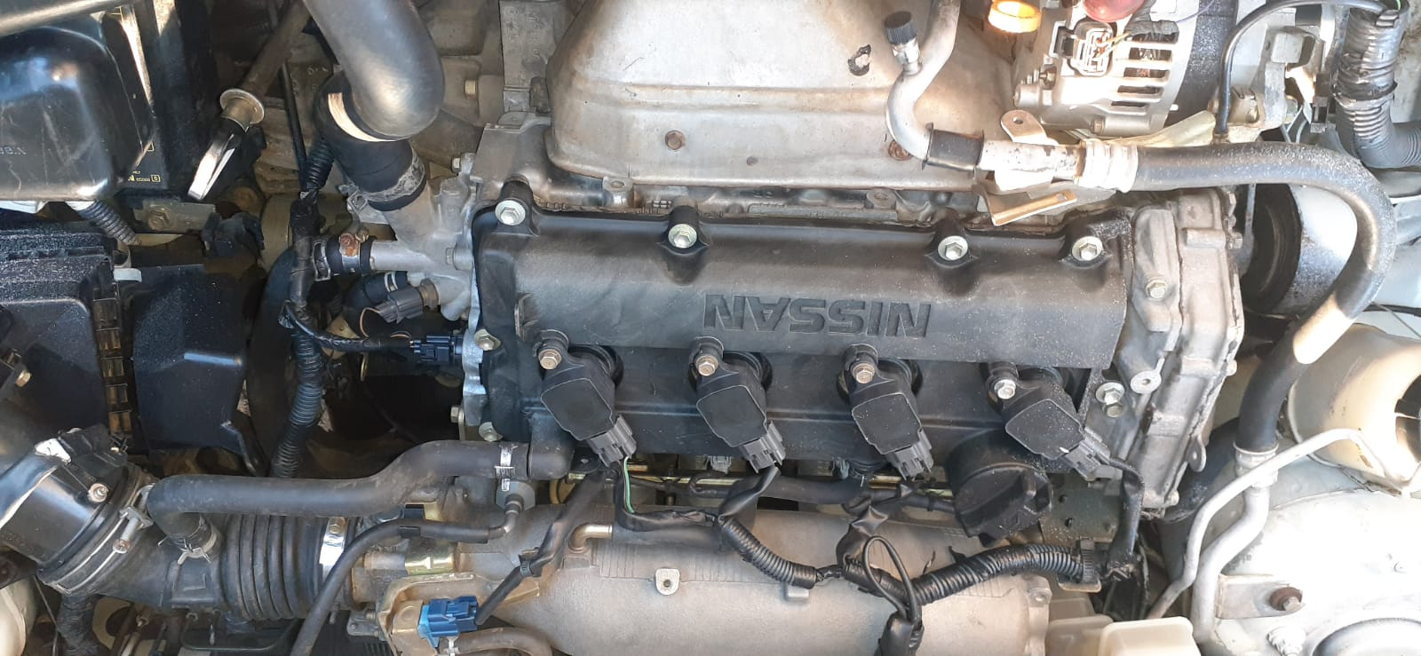 2007 Nissan X-Trail 2.5 4x4 LE