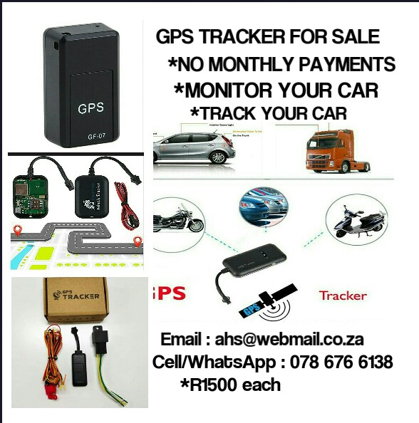 GPS TRACKER FOR SALE