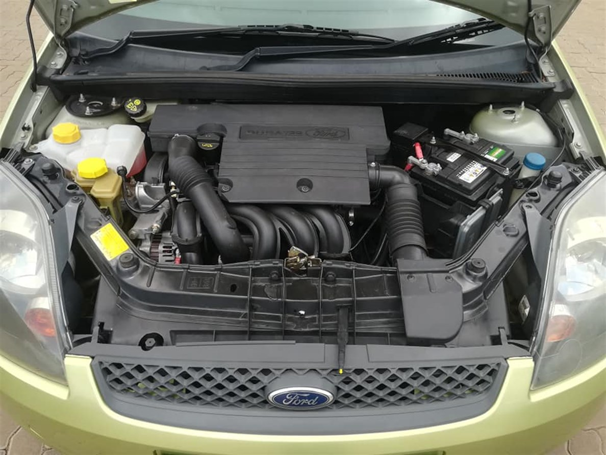 2007 Ford Fiesta 1.6i 5 door Ambiente