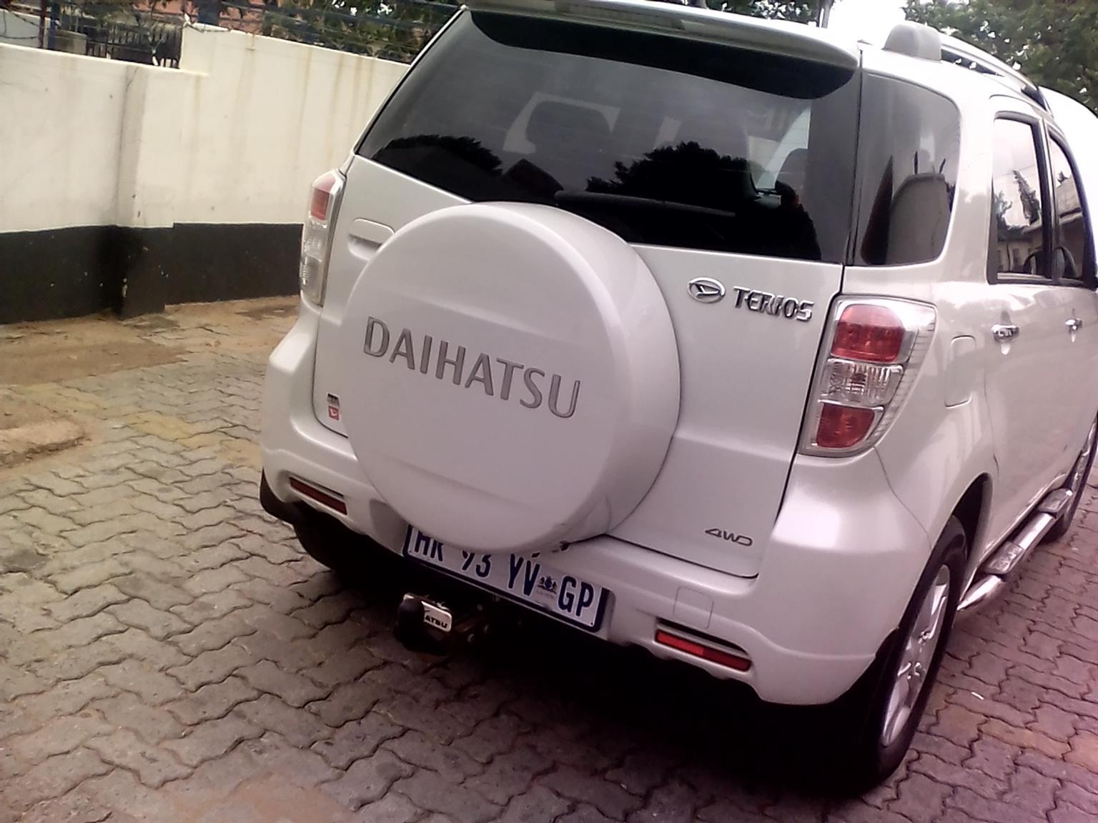 2014 Daihatsu Terios 1.5 4x4 auto