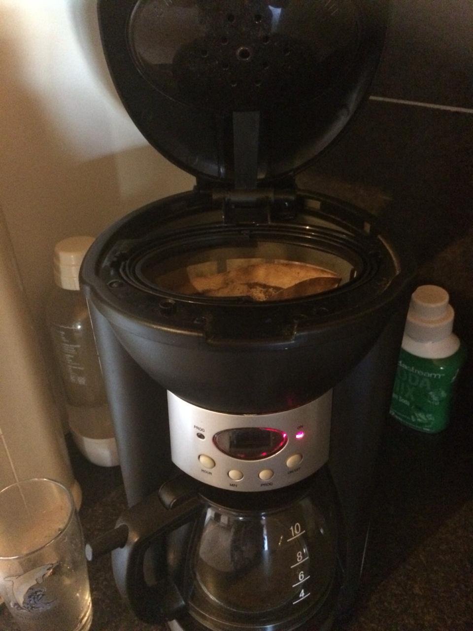 Platinum Filter Coffee machine for sale