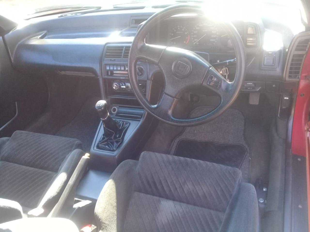 1991 Honda Prelude