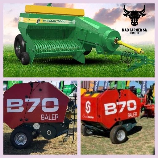 Balers Available