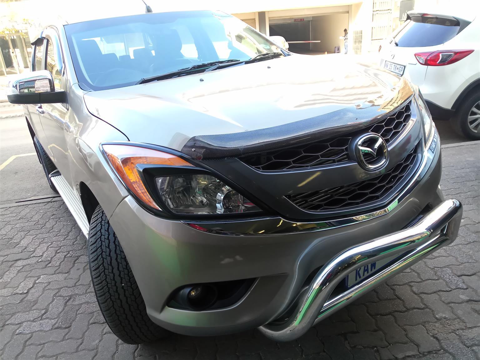 2018 Mazda BT-50 3.0CRD double cab SLE