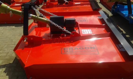SLASHERS NEW COMPLETE FROM 1.0M UP T0 4.5M MANUFACTURES SINCE 1996 IN SOUTH AFRICA ONLY