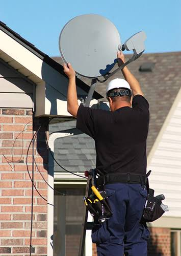 Hire DSTV Services.  Explora, Starsat and Ovhd installation and repairs 7 days a week.