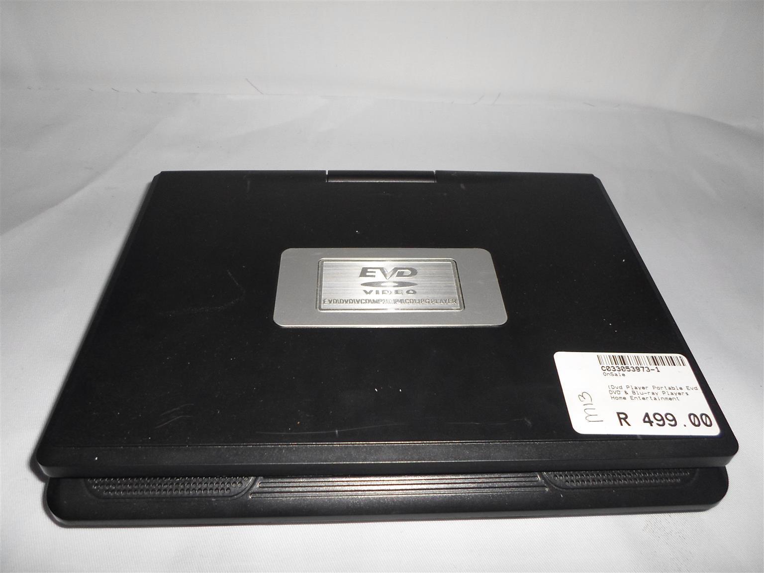 EVD Video Portable DVD Player