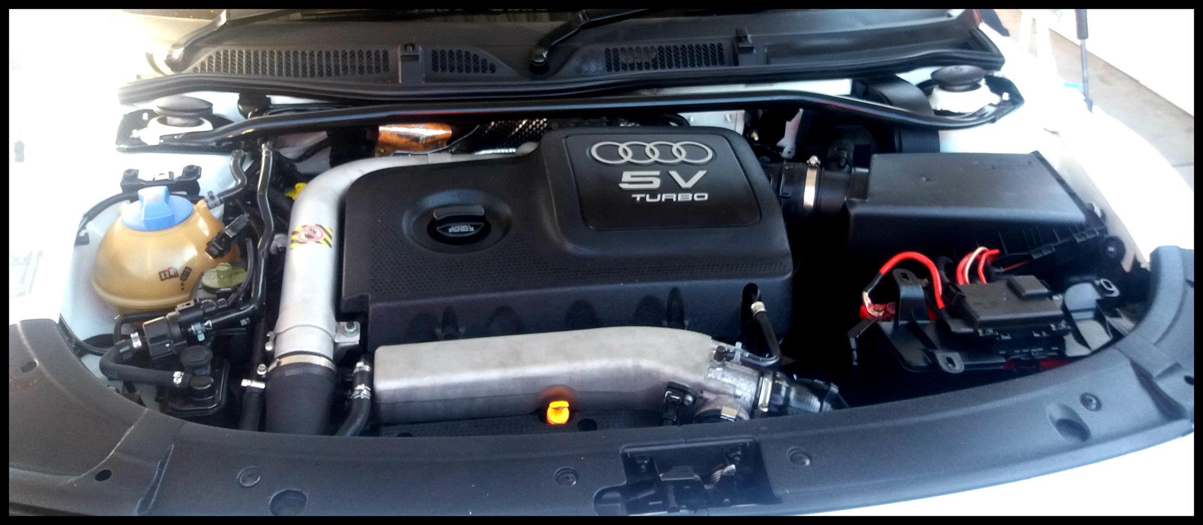 2002 Audi TT coupe TTS QUATTRO COUPE S TRONIC (228KW)